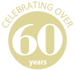 Celebrating over 60 years